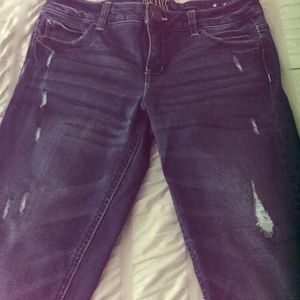 Nice pair of justice jeans